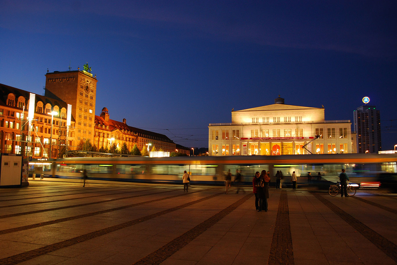 Casino In Leipzig