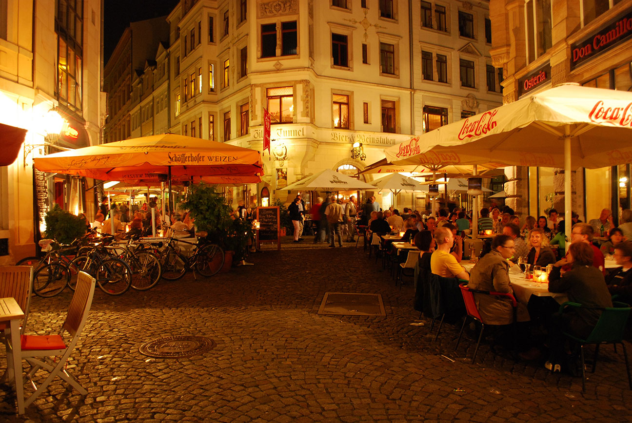 Nightlife - Best Western Hotel Leipzig City Center